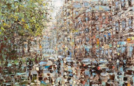Выставка-продажа «Мгновения» в Галерее Дмитрия Кустановича