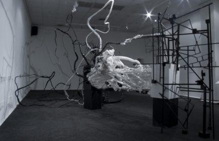 Инсталляция «Модель биполярной активности»