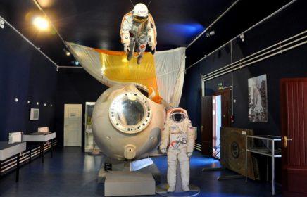 Музей космонавтики и ракетной техники