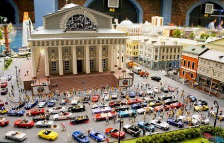 Музей Гранд-макет Россия