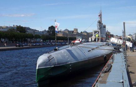 Музей «Подводная лодка С-189»
