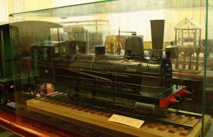 Музей железнодорожного транспорта России