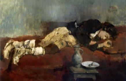 Постоянная экспозиция Эрмитажа «Немецкая живопись XIX-XX веков»
