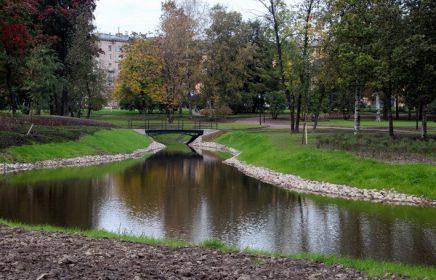 Парк «Куракина дача»