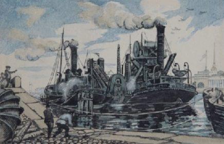 Выставка «Петроград в 1921 году»