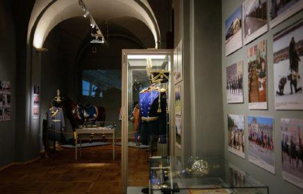 Выставка «При государевом стремени. Конные эскорты России с XVI века и до наших дней»