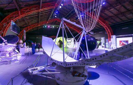 Выставка PROКОСМОС: «Межпланетные путешествия»
