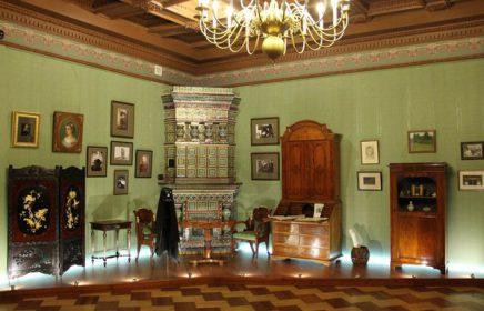 Выставка «Рерихи и Петербург»