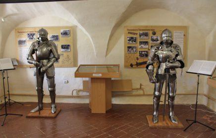 Выставка «Рыцари Выборгского замка. Образы Средневековья»