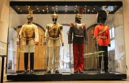 Обновленная экспозиция в музее «Россия в Великой войне»