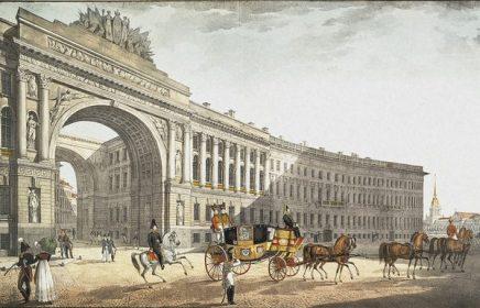 Коллекция Эрмитажа «Русская печатная графика»
