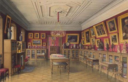 Выставка «Забытый русский меценат. Собрание графа Павла Сергеевича Строганова»