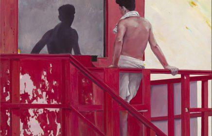 Выставка «Андрей Новиков. Солнечный удар»