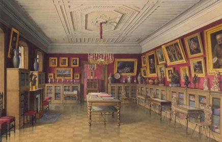 Онлайн-выставка «Забытый русский меценат. Собрание графа Павла Сергеевича Строганова»