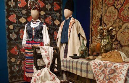 Выставка «Свадебный наряд народов Евразии»