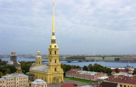 Постоянная экспозиция «Три века над городом. История колокольни Петропавловского собора»