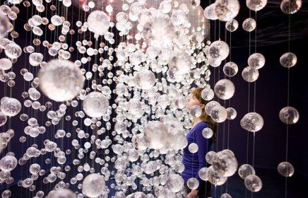 Выставка «Тотальные инсталляции U-Space»