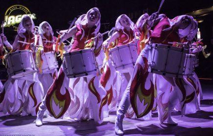 VIII Международный конкурс-фестиваль ударных инструментов, маршевых и духовых оркестров «Ударная волна»