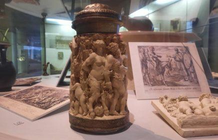 Выставка «Вакханалия. Дионис и его свита»