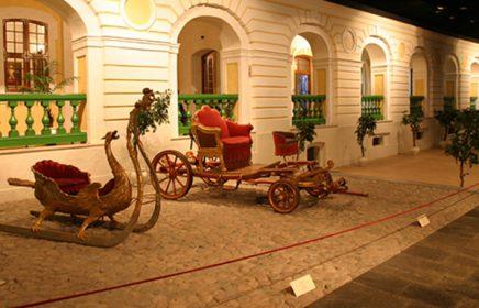 Постоянная экспозиция в Зимнем дворце Петра I