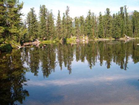 Медвежье озеро