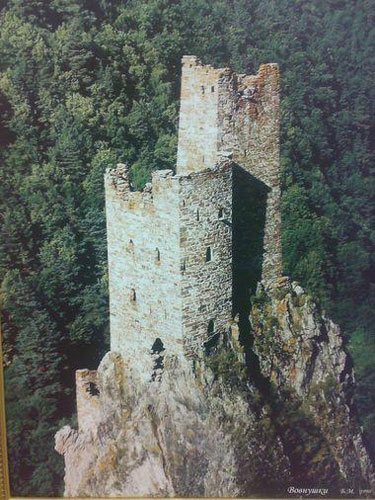 Замок Вовншуки