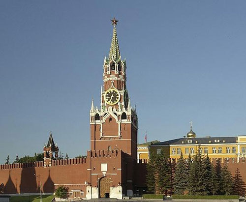 Доклад о кремлевских башнях 4603