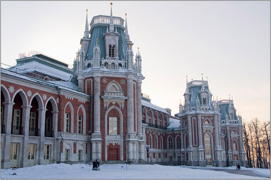 Усадьба Царицыно 2007 год