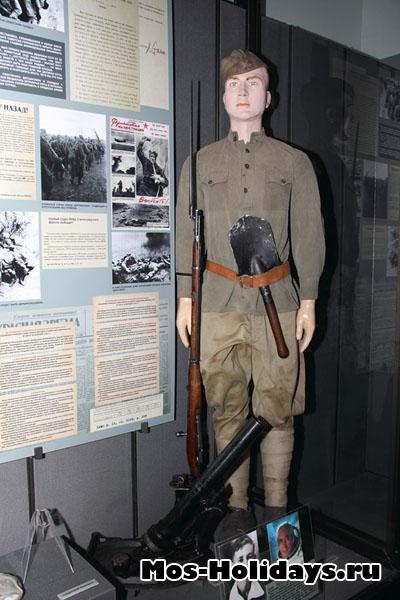 Солдат штрафного батальона