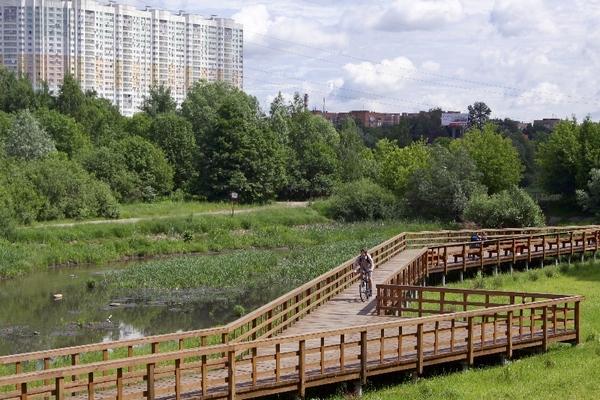 Джамгаровский парк