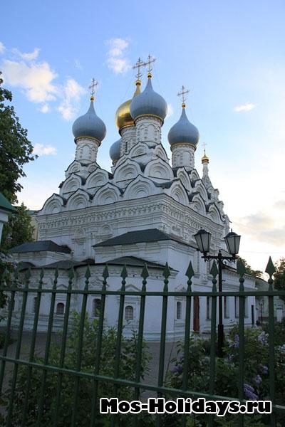 Храм Николы в Пыжах