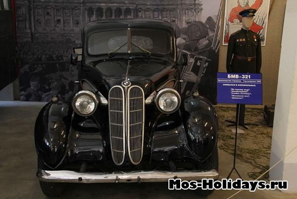 БМВ-321 из музея Мосфильма