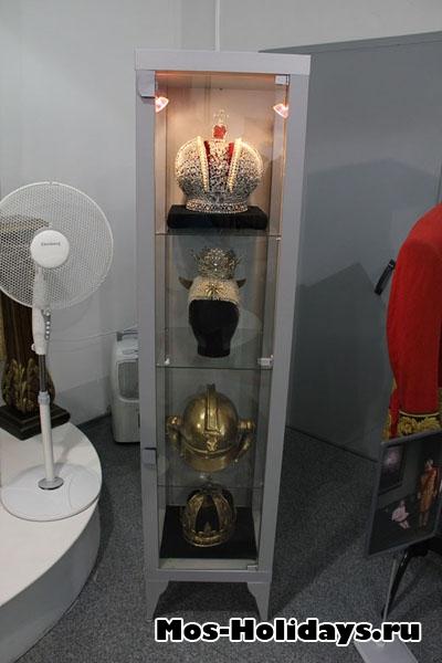 В музее Мосфильма