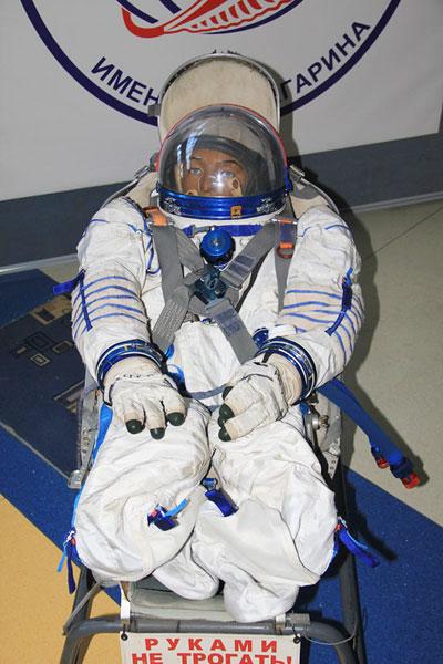 Скафандр космонавтов