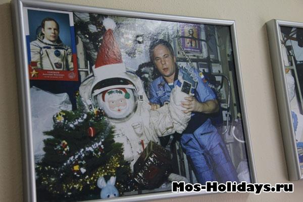 Фотографии космонавтов