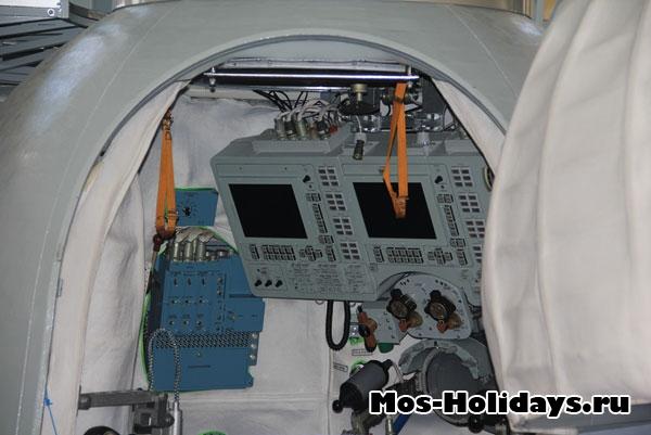 Система управления космического корабля