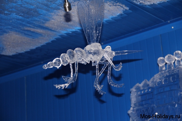 Ледяной комар