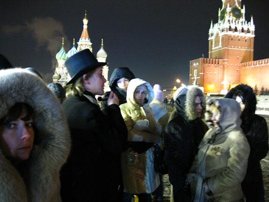 Экскурсия «Москва — территория призраков»