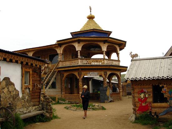 Дома с комнатами на Усадьбе Никиты Бенчарова