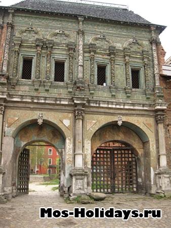 Терем в Крутицком подворье находится под охраной ЮНЕСКО