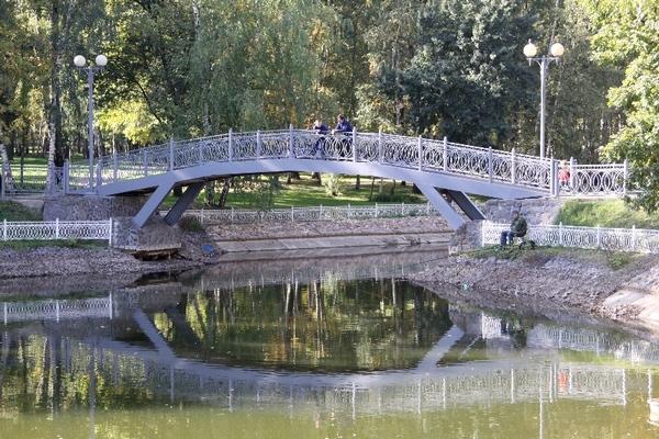 Пруды в Лианозовском парке