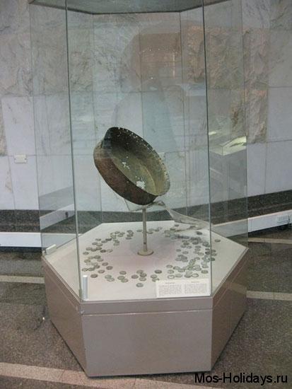 Испанский клад, найденный в Ипатьевском переулке