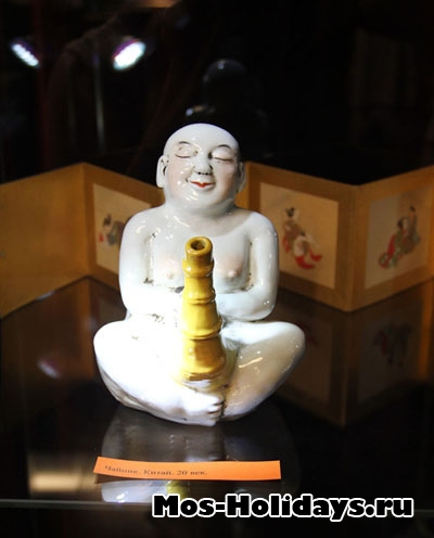 Чайник, Китай из музея эротики Точка G