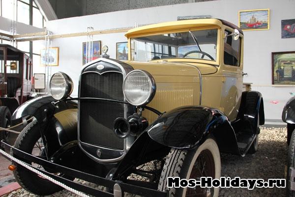 Форд А - пикап