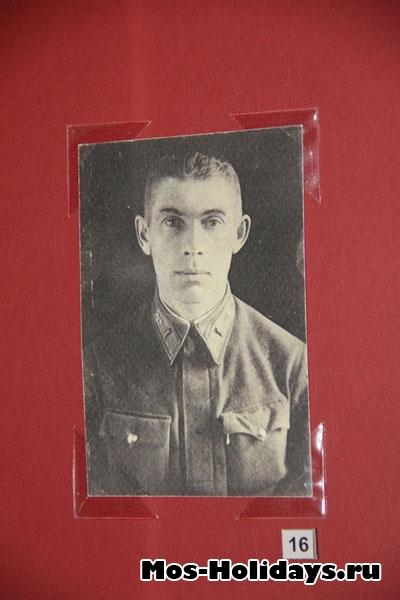 Герой Советского Союза, капитан Н.Гастелл