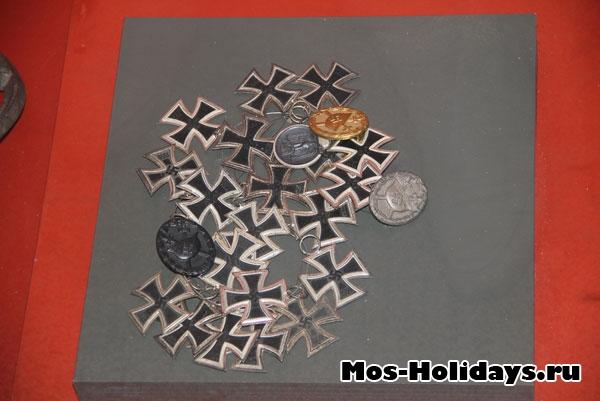 Немецкие наградные кресты