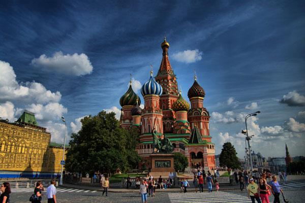 Покровский собор, он же Собор Василия Блаженного