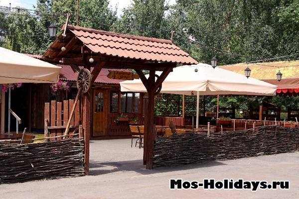 Ресторан в Перовском парке