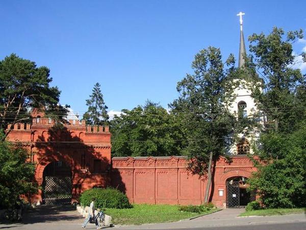 Усадьба Покровское-Глебово-Стрешнево