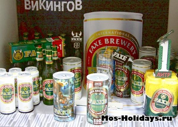 Экскурсия на пивоваренный завод в Мытищах